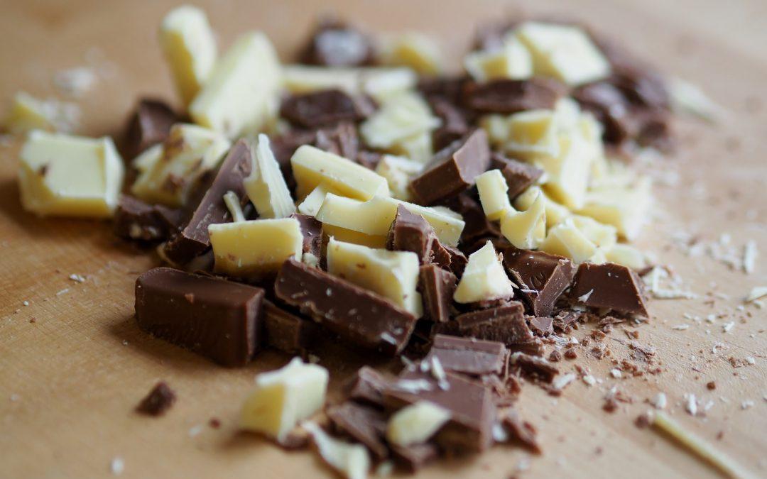 Ken je dat, je MOET gewoon een stuk chocola en wel NU?