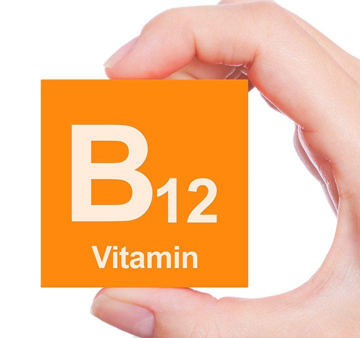 B12 tekort in nieuws
